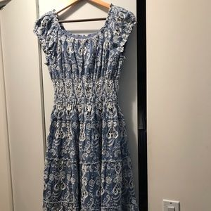 Anthropologie Payal Jain Dress